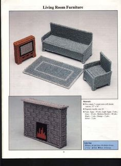Buidling Block Dollhouse 15