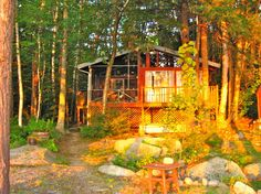 Frye Island Maine cozy Airbnb - Get $25 credit with Airbnb if you sign up with this link http://www.airbnb.com/c/groberts22