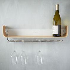 Universal Expert Beech Wood Shelves – Wine Rack #westelm
