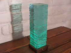 Picture of Stacked Glass LED Light