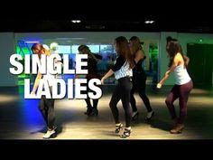 ♪♫ Chorégraphie Single ladies ♪♫ Danser comme Beyoncé - YouTube