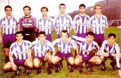 EQUIPOS DE FÚTBOL: ALAVÉS 1992-93