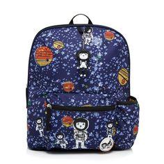 Zip + Zoe | Backpack Spaceman