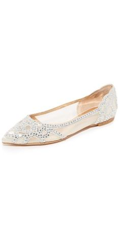 8e32fc9ab61 37 Best Shoes for a Short Wedding Dress images