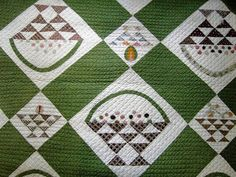 Quelle accusation juin Scrap: Antique Quilts