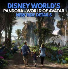 New Avatar Details Emerge at Animal Kingdom Avatar Disney World, Disney World Florida, Disney World Trip, Disney World Resorts, Disney World Planning, Disney Addict, Disney Springs, Disney Tips, New Details