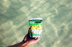 Dreaming of beach days and coconut bites.  #eatbarnana #explorebarnana #beachdays