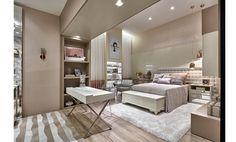 Mostras de Decoração | Lider Interiores Small Space Living, Small Spaces, Living Room Decor, Bedroom Decor, Interior Decorating, Interior Design, Aesthetic Bedroom, Dream Bedroom, Home Decor