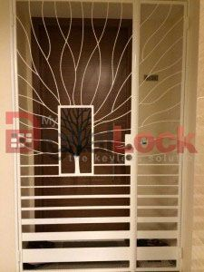 1000 Images About Front Door Gate On Pinterest Security