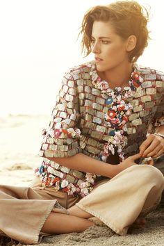 Kristen Stewart Harper's Bazaar UK cover - interview and pictures | Harper's Bazaar