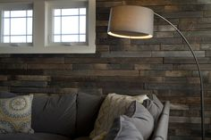 Our unique tile selection offers you the style of reclaimed wood planks with the ease of installation that comes with traditional tile. Each pattern is offered in natural, white washed or gunstock stain finish. Wood Wall Tiles, Timber Tiles, Reclaimed Wood Projects, Reclaimed Barn Wood, Live Edge Furniture, Traditional Tile, Unique Tile, Wood Planks, Beams
