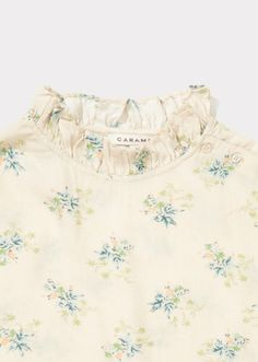 Bramber Blouse, Romantic Floral