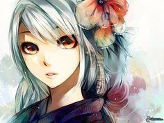 cool manga anime art | Bild downloaden: