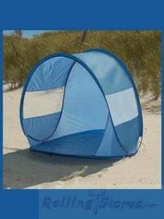 Beach Cabana Pop Up Shelter