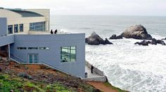 Cliff House, located at San Francisco's Golden Gate National Recreation Area