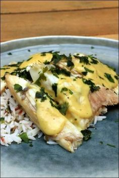 Seafood, Fish, Chicken, Cooking, French, Cooking Recipes, Whitefish, Cilantro, Quick Recipes