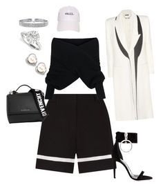 """""""LocaStyle"""" by akaygold on Polyvore featuring mode, Alexander Wang, WithChic, Off-White, Alexander McQueen, Bling Jewelry et Givenchy"""
