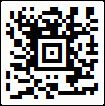 Aztec barcode example created using the Aztec Barcode Font & Encoder
