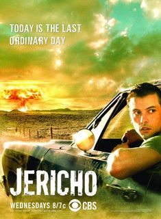Jericho:  Contemporary Sci-Fi (Calling this Sci-Fi is a stretch).  Post Armageddon type.  Well thought-out. . . Show ended too early. . . Most of the good ones do.  Followed up by Graphic Novel.