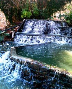 San Antonio Falls by C.P. Gian.