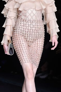 Balmain Spring 2016 RTW Beyond obsessed with this collection.  Visit www.TheLAFashion.com for more styles and tips.