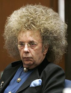 Really BAD HAIR day!