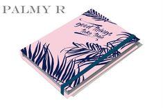 Kalendarz książkowy z gumką 2018 Palma R - 7207789212 - oficjalne archiwum Allegro