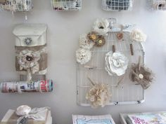 Junk Chic Cottage: Junkin week end and some small office change ups.