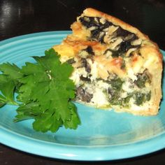 Portobello and Asiago Cheese Tart Recipe on Food52 recipe on Food52