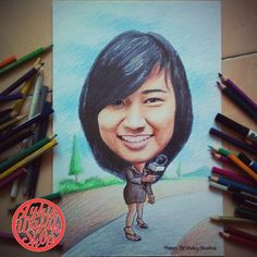 Jasa karikatur | caricature