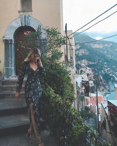 insta // @theblondeventure // positano, italy