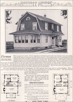 img105 | dutch colonial houses | Pinterest | Photos, Bungalows and ...