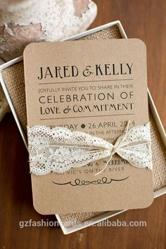 convite de casamento rustico - Pesquisa Google