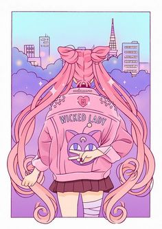 Wicked Lady fan art