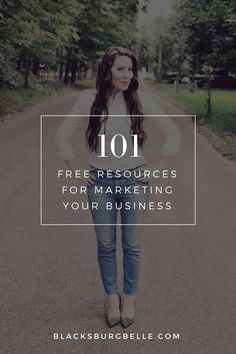 101 Free Resources to Market Your Creative Business