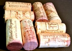 Tutorial: Wine cork coasters