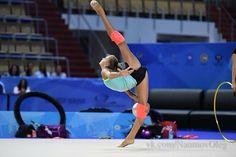 Aleksandra SOLDATOVA (RUS) Ball Training