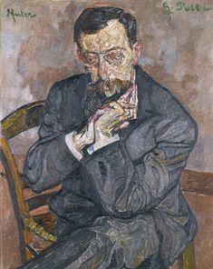 Mela Muter George Polti, pisarz | 1919-1920