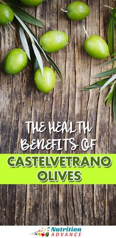 Many people believe that Castelvetrano olives are the world's best-tasting olive. Here is a complete guide to their health benefits and how to use them. Barley Nutrition, Yogurt Nutrition, Coconut Milk Nutrition, Broccoli Nutrition, Cheese Nutrition, Vegetable Nutrition, Healthy Nutrition, Healthy Recipes, Healthy Food