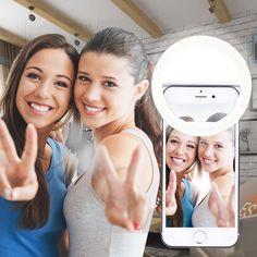 Selfie Ring Light – Novelty Gift Ideas