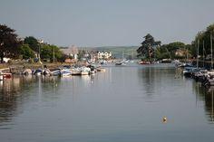 Estuary at Kingsbridge. Love.