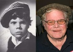 """Tommy """"Butch"""" Bond, child actor. Fondly remembered for his role of bully Butch in the 'Our Gang'  The Little Rascals"""