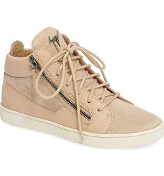 d3c9d06b361 Giuseppe Zanotti High Top Sneaker (Women)