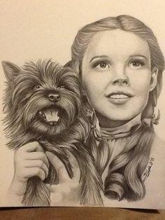 Dorothy & Toto - Facebook/Look Again