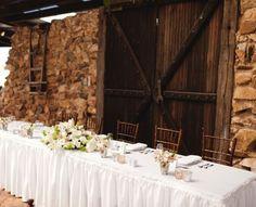 Chapel Farm - Middle Swan | Wedding Venues Perth, Wedding Venues Swan Valley | Find more Perth wedding venues at www.ourweddingdate.com.au