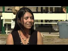 Interview - Gabby Franco, Season 4 competitor on the Top Shot® series on HISTORY® - YouTube