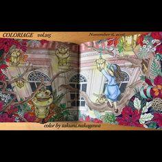 The night voyage next page  〜Surprise Outside〜 星あかりのランプ 【月の庭園へ向かう道のりを照らすランプ】 まずは、暗闇の街に、灯りを...✨ 。 #thenightvoyage #dariasong #coloriage #coloringbook  #colorful #adultcoloring  #adultcoloringbook  #thepresentcoloringbook  #コロリアージュ #大人の塗り絵 #おとなの塗り絵  #ダリアソン#thenightvoyageicekureem