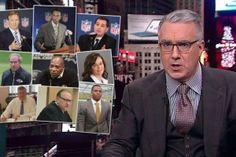 "Keith Olbermann on Roger Goodell: ""An enabler of men who beat women"" who ""must resign"""