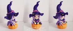 Witch in fimo 03 by ~Nailyce on deviantART