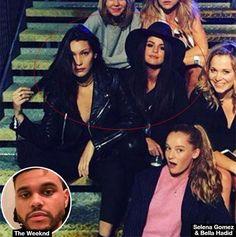 Người mẫu 20 tuổi đã ngừng 'follow' Selena trên Instagram sau một thời gian dài là bạn.           Bella ngừng kết bạn với Selena vì anh chàng The Weeknd.      Ngay khi loạt ảnh Selena Gomez và nam ca sĩ The Weeknd hôn nhau say đắm được đăng tải trên tờ TMZ vào sáng ngày 11/1...  http://cogiao.us/2017/01/12/bella-hadid-kho-chiu-khi-bo-cu-hen-ho-selena-gomez/